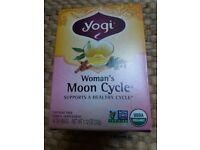 Yogi Tea Woman's Moon Cycle - Caffeine Free