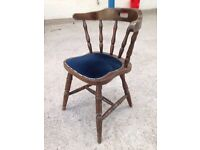 Chairs and tables - ideal for pub/bar/shabby-chic renovation