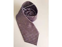 Brioni Silk Tie - Never Worn Still with Tags