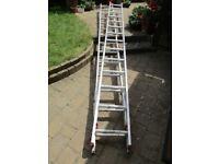 Ladder Aluminium Extension