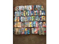Kids DVD's and player