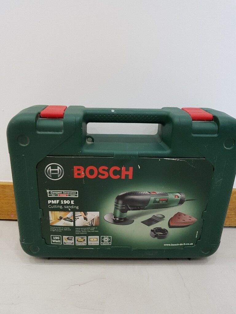 bosch pmf 190e multitool | in east end, glasgow | gumtree