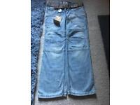 River Island Ladies Jeans - Size 8 - 34 Leg - Slouch - New with Tags!
