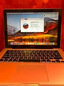 2011 MACBOOK PRO WITH FREE SOFTWARE WORTH OVER $6000 (OFFICE,ADOBE, FINAL CUT PRO X,MORE) 4GB 500GB ONLY $499 OBO