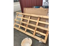 Wooden pallets free to a good home