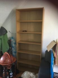 2x Ikea BILLY bookcases