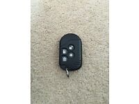 Visonic alarm security key thob, remote MCT - 234