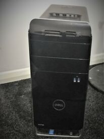 Dell XPS 8700 Intel Core i7-4790 CPU 3.60GHz 16.0 GB