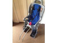 OK Baby Rear-Mounted Child Bike Seat