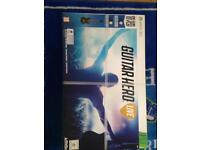 Guitar hero live Xbox 360 boxed never used
