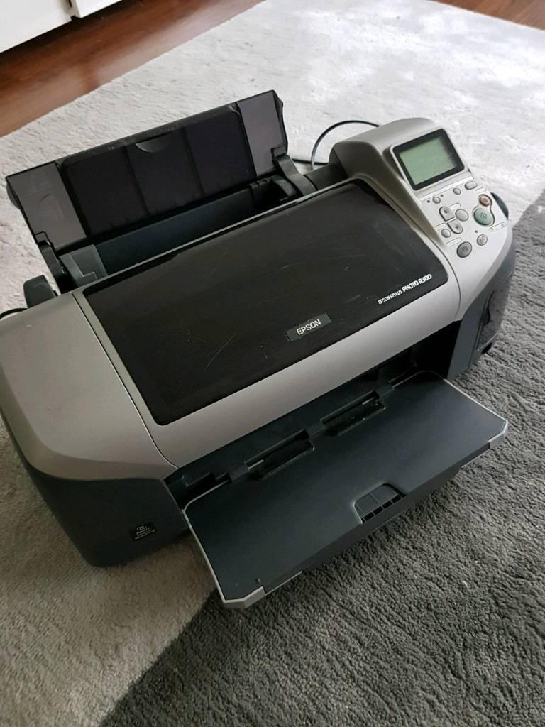 Epsom R300 Photo Printer