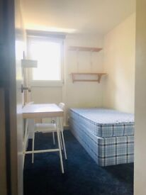 Single room available in North London (Zone 2): 107 per week