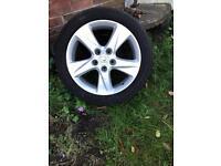 Honda Alloy tire