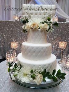Gâteau de mariage, wedding cake