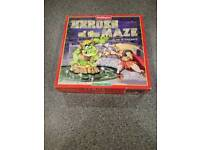 Heroes of the maze board game