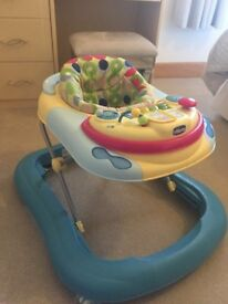 Chicco Musical Baby Walker