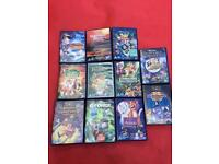 Walt Disney DVD bundle 11 x kids movie collection
