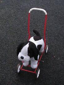 Ride on Push Springer Dog.