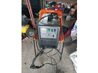 Mac tools mig welder used once gas and gasless