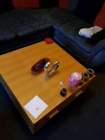 Coffee table for sale-Available from 10th september