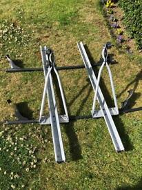2 bike roof rack