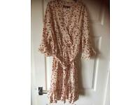 Lovely Cream/Ivory dress size 18