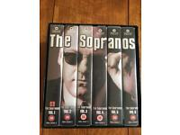 The Sopranos VHS Collection Set