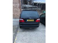 Ford galaxy ghia 7 seater AUTOMATIC with MOT