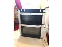 Belling Built In / Under Double Electric Oven