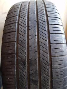 2X PNEUS ÉTÉ - GOODYEAR 225 55 17 - SUMMER TIRES