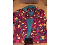 Girls ski jacket 11-12