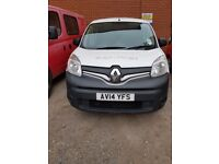 Renault KANGOO combo Van great price and cheap to run nince clean car with minor damage
