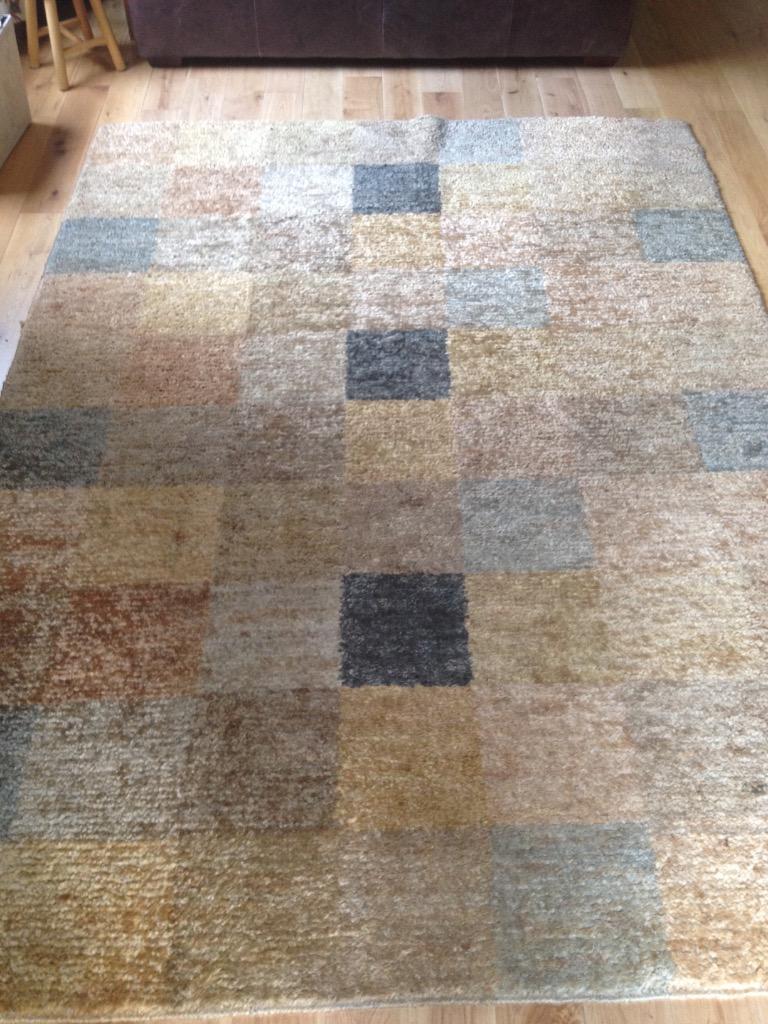 john lewis indian carpet in stirling gumtree. Black Bedroom Furniture Sets. Home Design Ideas