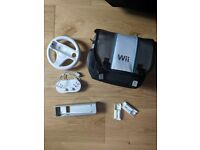 Various Wii Accessories