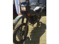 Harley Davidson Armstrong MT500 1986