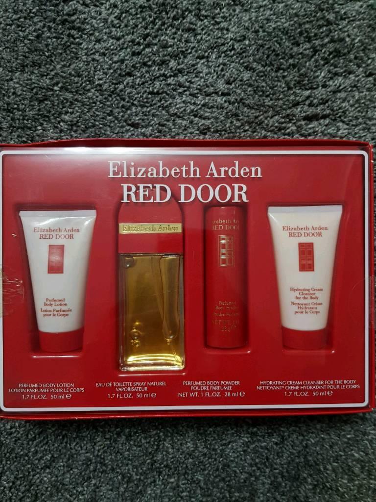 Elizabeth Arden Red Door Gift Set Brand New In Allerton West