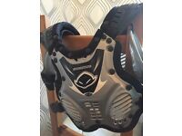 £70 the LOT: Child 4-6,WULF Motocross suit,WULF helmet (55),body armour, goggles, gloves. RRP £220