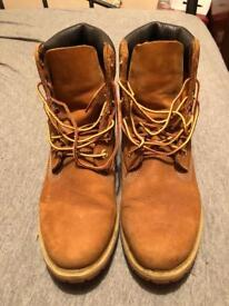 Genuine women's timberlands