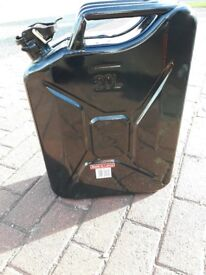 Metal Jerry Can - 20L