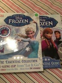 Frozen book