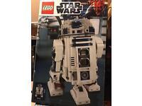 Star Wars Lego - R2D2 (10225) Retired set.