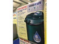 Fish Mate 2500 P-UV BNIB (5 available)