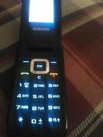 Easy to use samsung flip phone!
