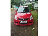 Suzuki Swift Sport 1.6l