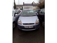 Ford Fiesta Zetec Climate s