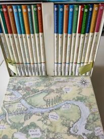The wind in the willows story collection box set of 20 books