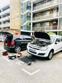 Mobile Mercedes specialist , Diagnostics & repair