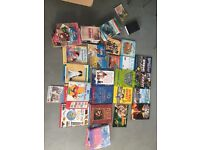 120 and more BOOKS