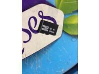 MY 64 GIG SD CARD SWAP FOR A 32 GIG SD CARD 1 POUND
