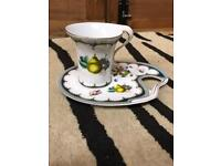 The leonardo collection mug